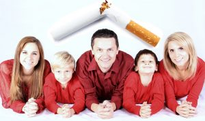 Quit Smoking for the family